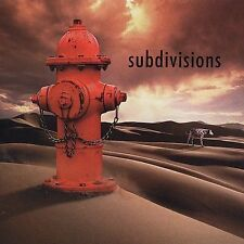Subdivisions A Tribute to Rush Various Artists CD 2005 Magna Carta MA-2112-2