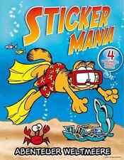 6 Sticker für Stickermania ~ Abenteuer Weltmeere
