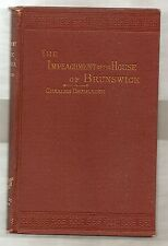 THE IMPEACHMENT OF THE HOUSE OF BRUNSWICK 1875 BRADLAUGH 1st AMERICAN EDITION