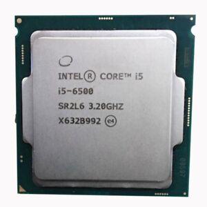 SR2L6 Intel i5-6500 3.20GHZ 3.60GHZ 6M 4-Cores 4-Threads LGA 1151 Desktop CPU