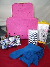 LOT OF 6 PIECES SOCKS WALLET CELL PHONE TABLET PINK STUDDED COVERS GALAXY S4