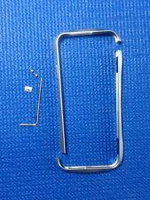 Luxury Metal Aluminium Bumper Frame Case Cover for iPhone 5 & 5S GOLD or BLACK.
