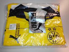 Puma BVB Borussia Dortmund Langarm Heimtrikot - Gr. S, NEU