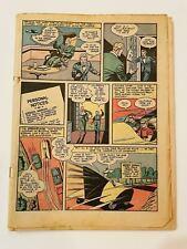 More Fun Comics #80 Coverless Original Owner Collection
