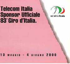FOLDER PIENO CON SCHEDE GOLDEN 1172 / 1175 (C&C F 3256 / 3259 FU1) 83° GIRO ITAL