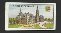 AFRICAN TOBACCO - HOUSES OF PARLIAMENT - CANADA