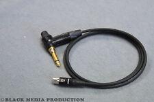 Adapterkabel 4-pol Mini-XLR (RT4FC-B)- Winkel-Klinke ULTIMATEPLUG   1m für Shure
