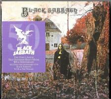 Black Sabbath Same - 50th Anniversaly Edition / 2 Cd Digipak Ozzy Iommi Butler