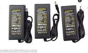 Alimentatore 5V 12V 24V 42V 48V 3A 5A  8A X led allarmi TV LCD microUSB o 5.5mm