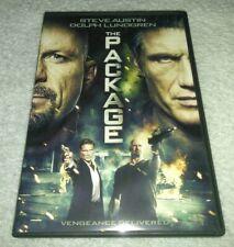 THE PACKAGE DVD STEVE AUSTIN, DOLPH LUNDGREN