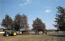 """DYERSVILLE IA 1986 """"Welcome To Dyersville"""" Home of National Toy Museum 468"""