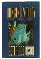 Peter Robinson: The Hanging Valley SIGNED FIRST EDITION