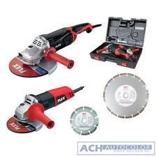 FLEX Angle grinder L2100 + L810 in case 230mm/125mm + 2 x DIA Cutting disc
