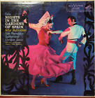 """Falla - Nights in the Gardens of Spain 1958 RCA Victor 12"""" 33 RPM LP (NM)"""