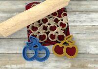 Biscotti ciliegia formine coppapasta formine per biscotti cookie cutters tagl...