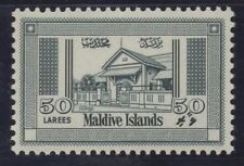 Maldives (until 1965)
