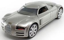 1:18 Maisto, Special Edition, Audi Supersportwagen Rosemeyer, silber, NEU & OVP