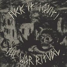 Fuck It I Quit - The War Ritual LP ENSIGN INFEST NATIONS ON FIRE MINOR THREAT