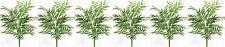 """6 PHOENIX 36"""" PALM PLANT ARTIFICIAL SILK TREE BUSH ARRANGEMENT ARTIFICIAL"""