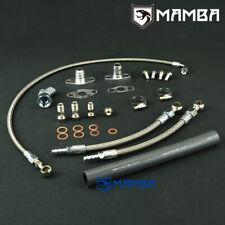 MAMBA Turbo Oil & Water Line Kit TOYOTA 1JZ-GTE 2JZ-GTE Garrett GT2860R GT2860RS