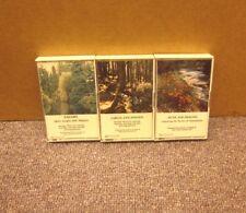 LIND INSTITUTE cassette tape lot 1983-1984 relaxation Albinoni & Delalande