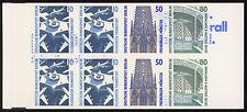 Berlín markenheftchen mié. nº 14 MZ post frescos mié. valor 65 € (5780)