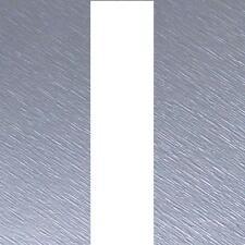 """LEGA Spazzolato Strisce da Cofano stile VIPER 3 M (10') x12.5cm (5"""") si inserisce SMART"""