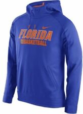 Nike Men's Florida Gators Basketball Elite Hoodie Sweatshirt XL Extra Large