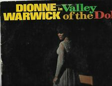 Dionne Warwick Valley Of The Dolls>>Lp