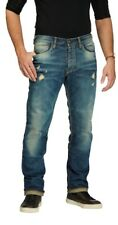 Rokker Iron Selvage Limited Motorcycle Motorbike Jeans - Free Shipping - New