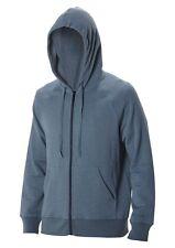 Nixon Identity Zip Hood III Hoody (S) Sky Fog Heather S16981290-02