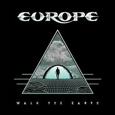 EUROPE WALK THE EARTH CD ALBUM (October 20th 2017)