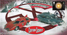 Steven Scott 'Capt Scarlet - Craft' Special - Signed by the late GERRY ANDERSON