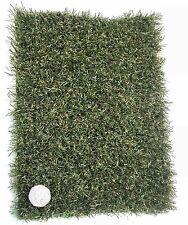 "Model Railway / war game scenery long grass /scrub 0.75"" long 11"" x 8"" OO HO any"