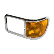 OEM NEW 2001-2015 Ford F650 F750 Driver Chrome Turn Signal Parking Light Lamp