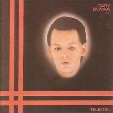 CDs de música rock Gary Numan