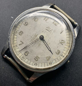 1940 SS 35mm Ebel Coin Edge Repair Project Cal 99