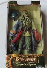 "Pirates Of The Caribbean - Davy Jones 12"" inch figure - in the wrong box"