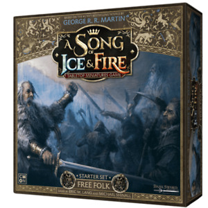 Free Folk Starter Set - A Song Of Ice And Fire