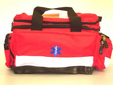 Red Paramedic Response/Trauma Bag