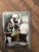 DERWIN JAMES 2018 LEAF DRAFT ROOKIE FLORIDA STATE LA CHARGERS