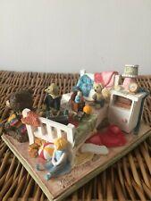 """PETER FAGAN  ULTRA RARE BOXED  """"FATHER CHRISTMAS CAME 89""""  COLOUR BOX"""