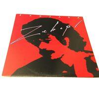Santana 'Zebop!' 1981 CBS UK Vinyl LP EX/EX- Very Nice Clean Copy, Sounds Superb