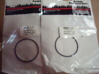 2 Carburetor Bowl Gasket replaces BRIGGS and STRATTON  #281165S fit walbro carb