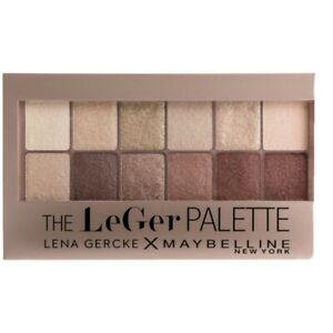 MAYBELLINE  The LeGer Eyeshadow Palette 9.6g - NEW Sealed