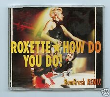 Roxette/How Do You Do! (2 Versions) + 2 (1992 Europoean Release)