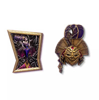 Disney Pins Villains Collection Midnight Masquerade Yzma Limited Release Set New
