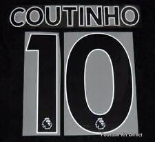 Liverpool Coutinho Premier League Football Shirt Name Set Sporting ID 2017/18 A