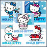 Hello Kitty Stickers x 5 - Party Supplies - Favours - Snowman Skiing Birthday