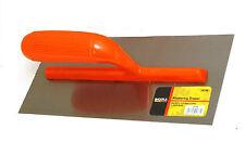 O Spatola in acciaio al carbonio blade.moulded handle.tr290 PLASTICA dimensioni 11x4 1/2